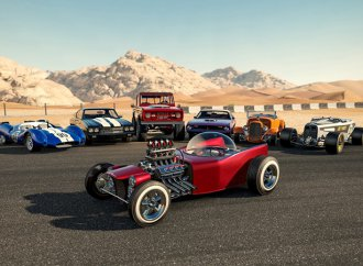 Barrett-Jackson cars debut in Forza 7 racing video game