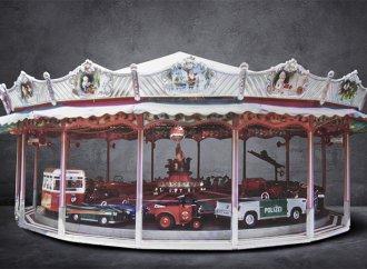 Hop on: Barrett-Jackson offering full-size carousel at upcoming Scottsdale sale
