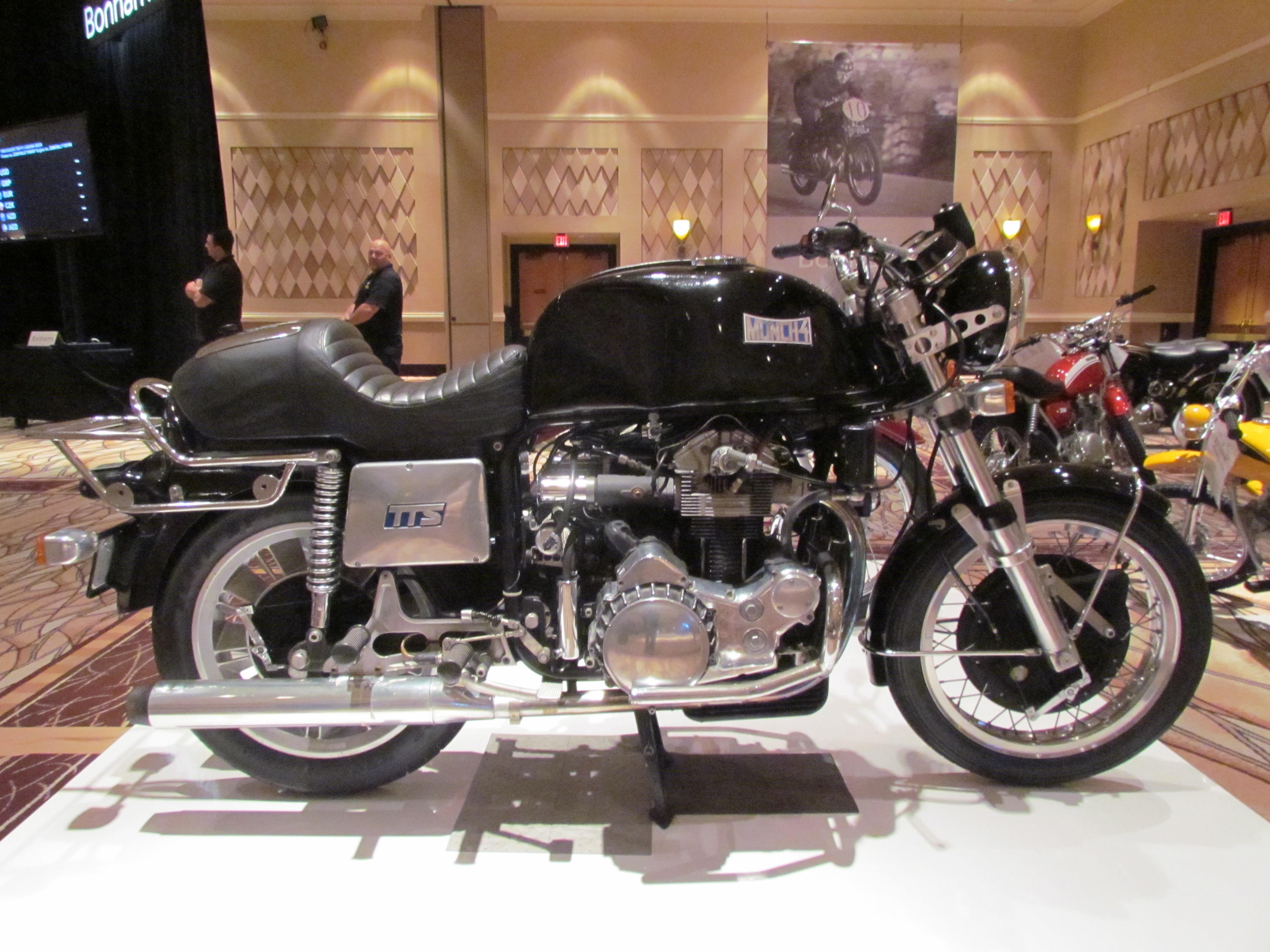 McQueen, McQueen magic strikes again at Bonhams' Las Vegas motorcycle auction, ClassicCars.com Journal