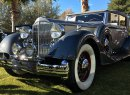 The annual Grand Classic Concours of the Classic Car Club of America offered some great vehicles amid the auction insanity of Arizona Auction Week in Scottsdale, Arizona. | William Hall photos