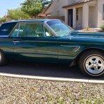 ford-thunderbird-most-popular-cars-2018