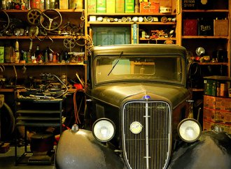 Let's talk about your garage and the tools inside, shall we?