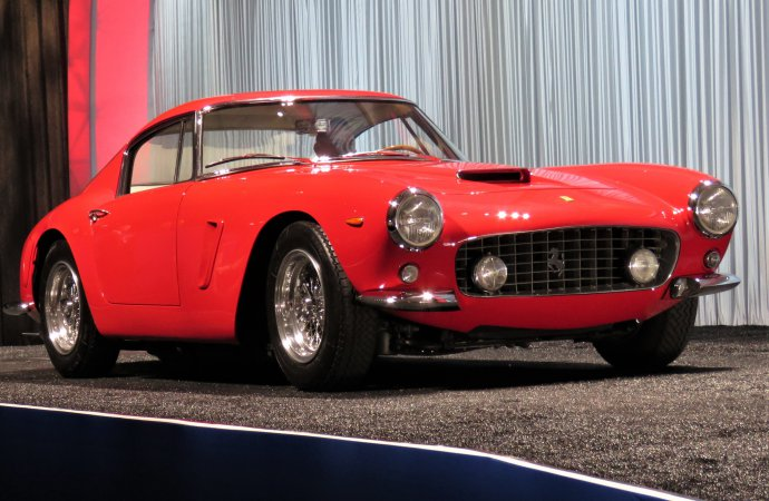 Collector car market reshaping itself at Arizona auctions