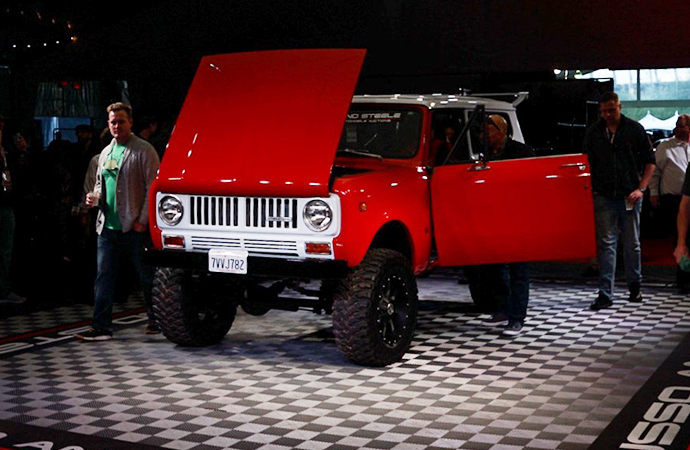 Could the International Scout be the next hot classic 4×4?