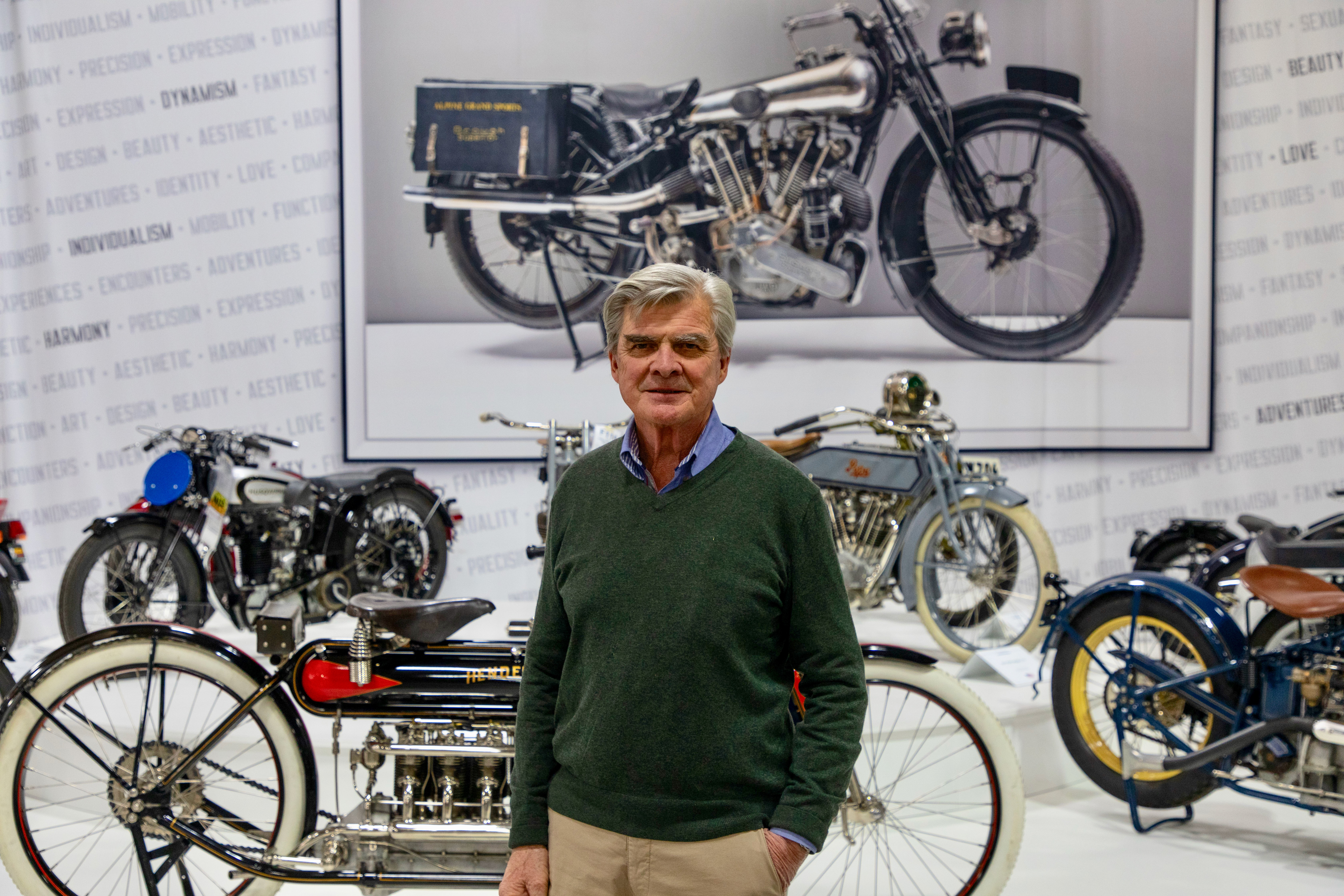 MC Motorcycles, Acclaimed MC motorcycle collection crosses the auction block, ClassicCars.com Journal