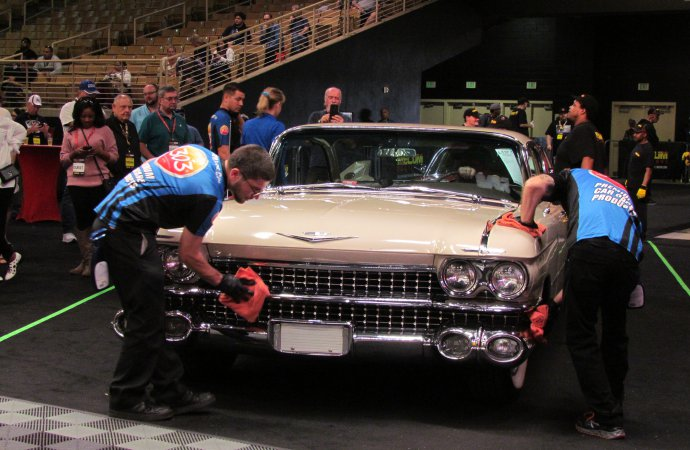 Mecum memories: Kissimmee auction ends today