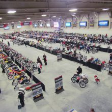 Mecum readies for world's largest vintage motorcycle auction