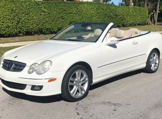 Last Lot: Mercedes-Benz cabriolet closes out Barrett-Jackson 2019 Scottsdale sale