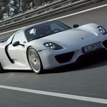 Porsche counts down its top 5 fastest street-legal cars