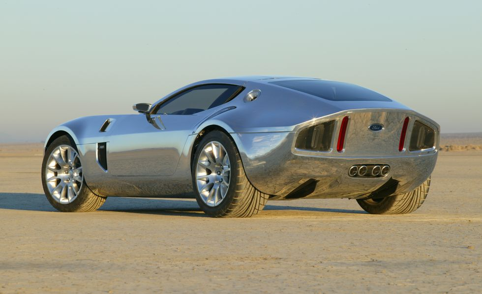 The Ford Shelby GR-1 concept car will be given new life thanks to Superformance.   Ford Motor Company photos