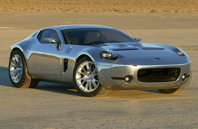 Stunning Shelby GR-1 concept headed to production thanks to Superformance