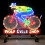 wolfcyclesign