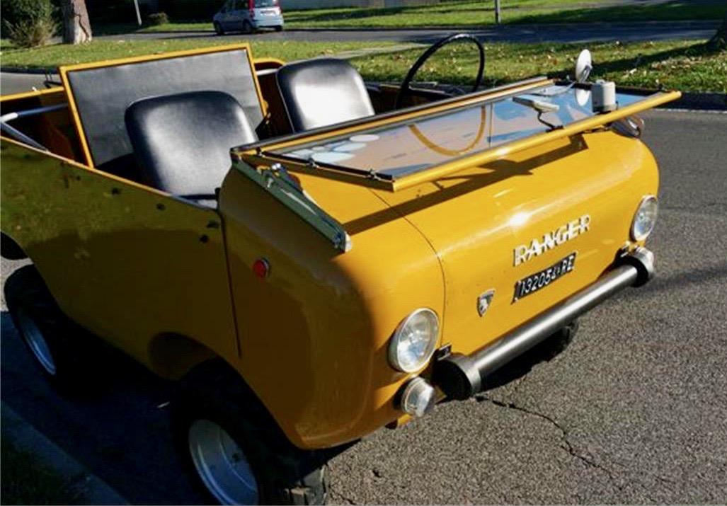 1968 Ferves Ranger, Ranger off-roader has Ferrari heritage, ClassicCars.com Journal