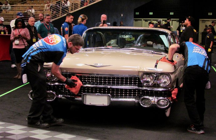 Mecum totes up January auctions: $133.8 million