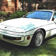 Affordable low-mileage Porsche 924 in exceptional condition