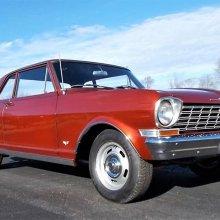 Affordable-muscle 1964 Nova updated for performance