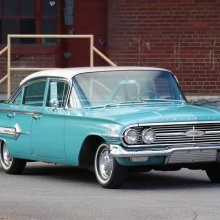 '60 Chevy Impala was traded in on 2013 model