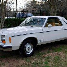 Euro-styled 1978 Ford Granada