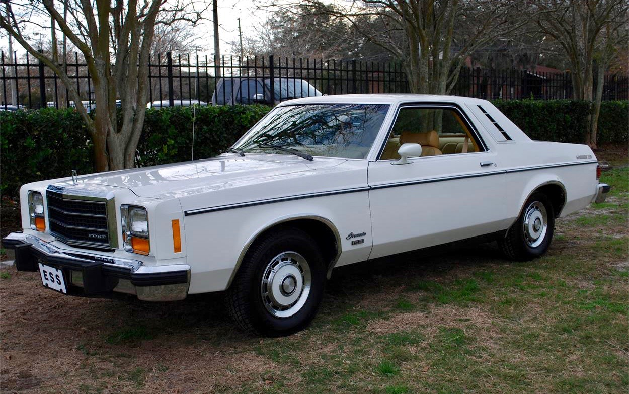 Euro Inspired 1978 Ford Granada Is Classiccars Com Pick Of The Day