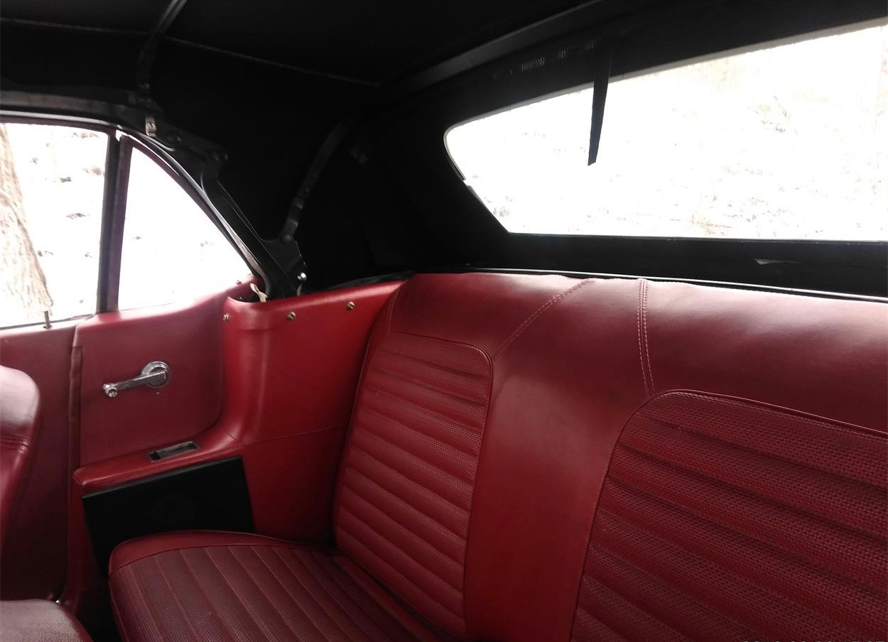 Terrific Several Features Make This A Rare 1966 Ford Mustang Ibusinesslaw Wood Chair Design Ideas Ibusinesslaworg