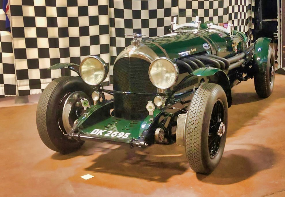 museum, Simeone salutes British cars with shows indoors and outside, ClassicCars.com Journal