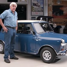 1965 Morris Mini Minor scoots into 'Jay Leno's Garage'