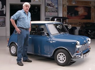1965 Morris Mini Minor scoots into 'Jay Leno's Garage'