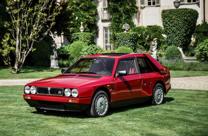 Rally-bred Lancias spice RM Sotheby's Essen docket