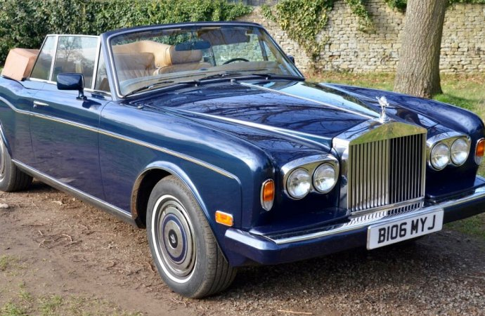 'Best of British' auction to feature Rolls Royce, Land Rover marques
