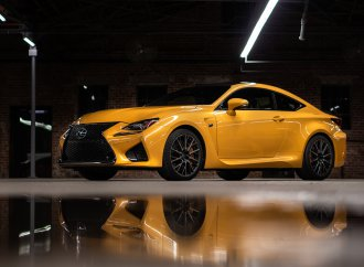 Aging 2019 Lexus RC-F lacks appeal to all but die-hard Lexus devotees
