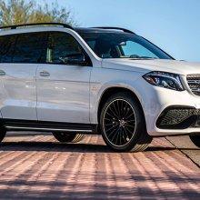 2019 Mercedes-Benz AMG GLS 63 is absurd in the best ways