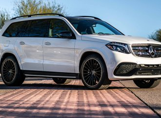 2019 Mercedes-Benz AMG GLS 63 is absurd in the best ways