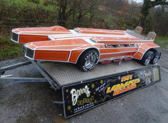 Barris' SnakePit tops online auction