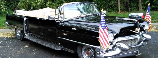 Amelia Island concours features 'Heads of State' limo class