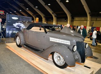 '3-Penny' Ford takes America's Most Beautiful Roadster honors