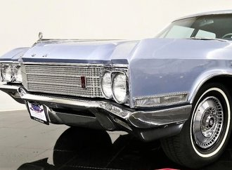 Deuce and a Quarter: Buick Electra 225 high school memory