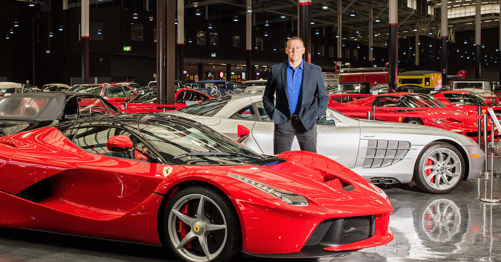 Simeone car museum salutes British cars with shows indoors ...
