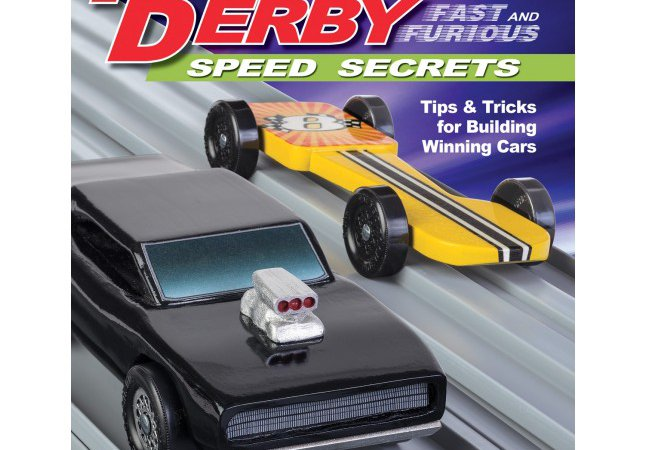 Bookshelf: Pinewood Derby — it's not child's play