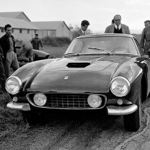 Ferrari 250 GT SWB marks 60th anniversary at Amelia Island Concours in Florida