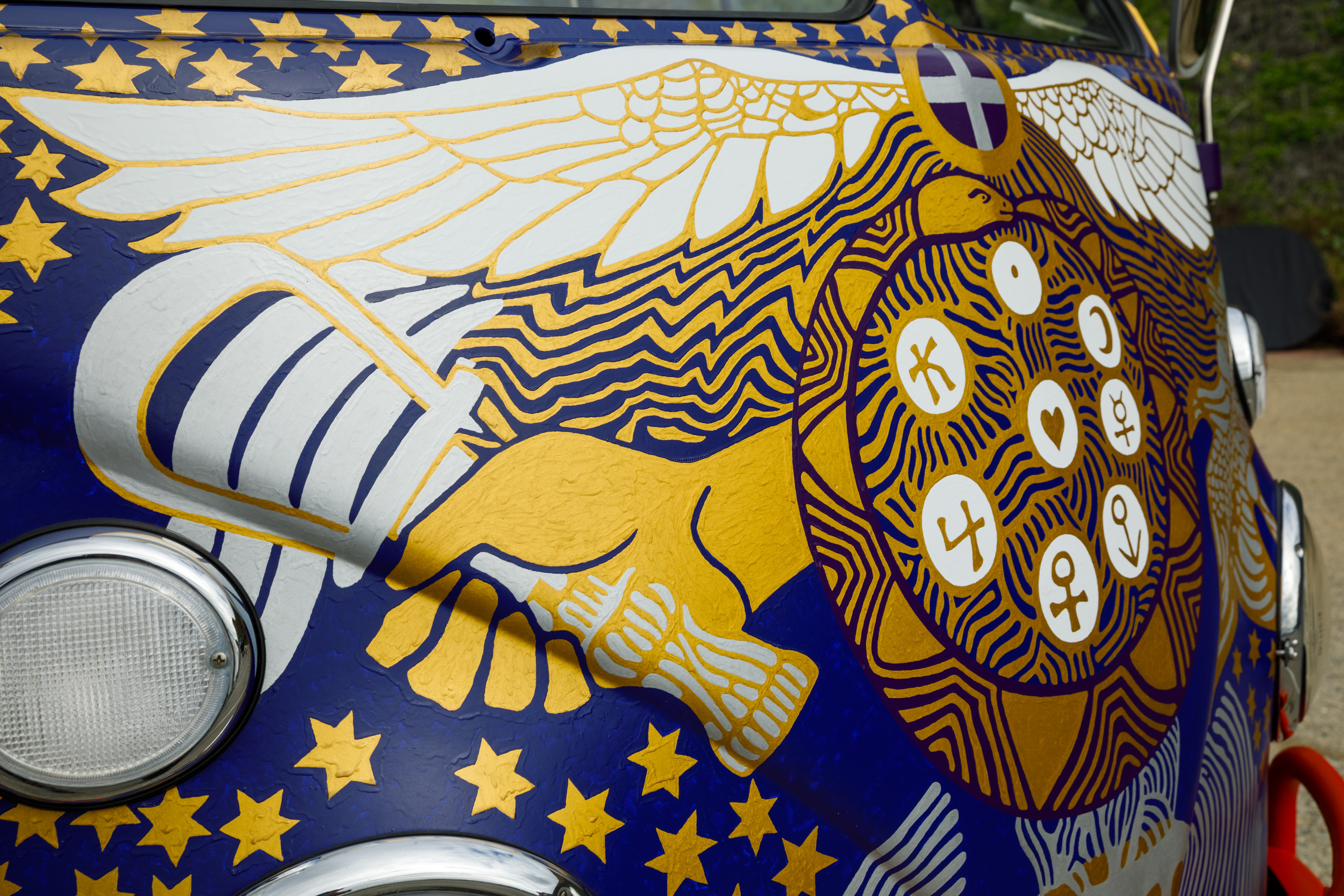 Woodstock, Peace, love and the re-creation of the Woodstock van, ClassicCars.com Journal