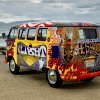 Peace, love and the re-creation of the Woodstock van