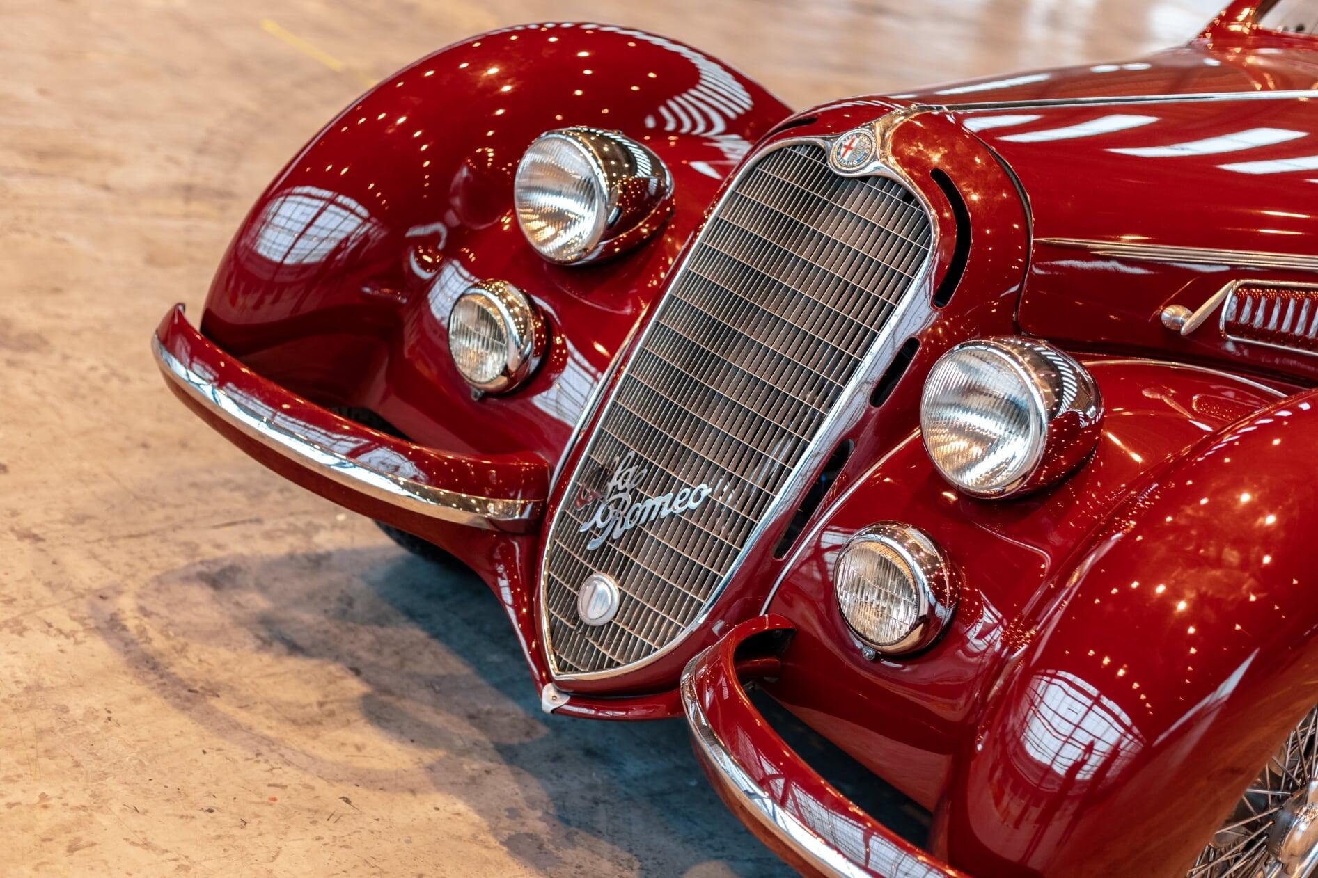 Alfa Romeo 8C, 1939 Alfa Romeo 8C 2900 sells for $18.977 million at Artcurial, ClassicCars.com Journal