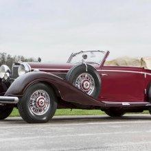 Royal '39 Mercedes-Benz tops Bonhams' Paris auction