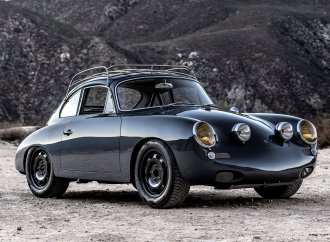 Emory builds Porsche 356/911 outlaw with all-wheel drive