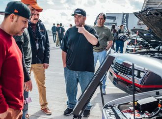 Events like Future Classic Car Show key to survival of automotive hobby