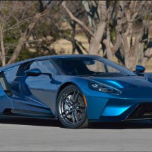 Ford GT formerly owned by John Cena to be sold for fourth time