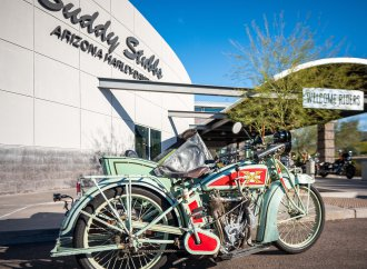 Buddy Stubbs sending 30 bikes to Mecum's Phoenix auction