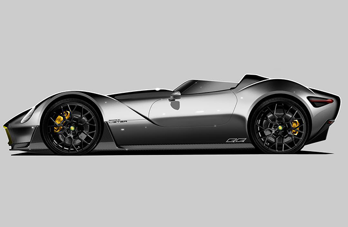 Is Lister working on a modern Knobbly?