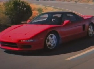 VTEC was nearly left out of the original Acura NSX