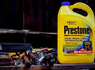 Prestone releases coolant designed to cut corrosion